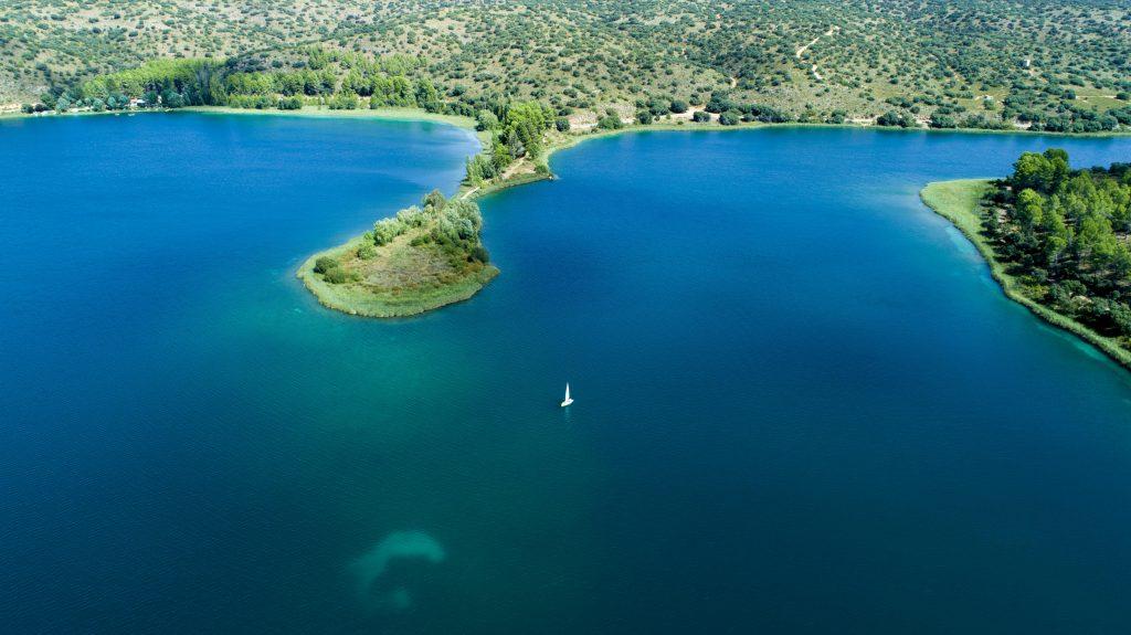 Lagunas de Ruidera Isla